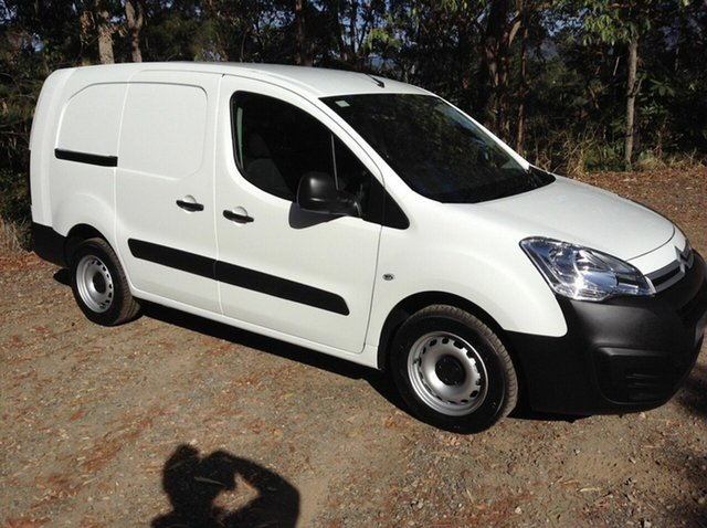 New Citroen Berlingo L2 ETG BlueHDi, Nambour, 2017 Citroen Berlingo L2 ETG BlueHDi B9C MY17 Van