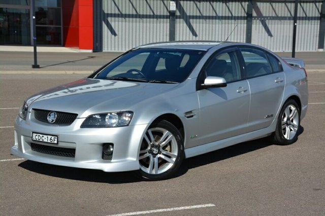 Used Holden Commodore VE MY10 SS, 2010 Holden Commodore VE MY10 SS Silver 6 Speed Sports Automatic Sedan