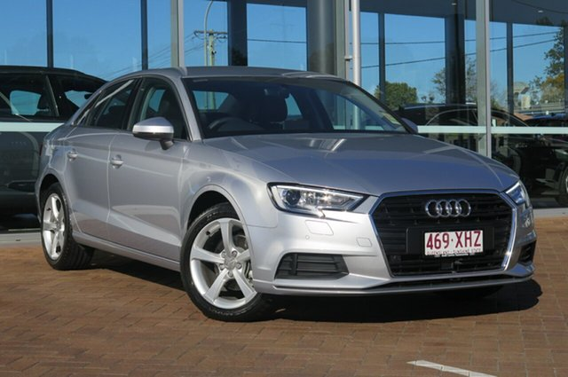 Demonstrator, Demo, Near New Audi A3 S tronic, Toowoomba, 2016 Audi A3 S tronic Sedan
