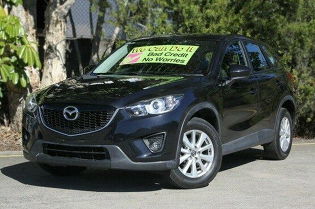Used Mazda CX-5 KE1071 Maxx SKYACTIV-Drive AWD, 2012 Mazda CX-5 KE1071 Maxx SKYACTIV-Drive AWD Black 6 Speed Sports Automatic Wagon
