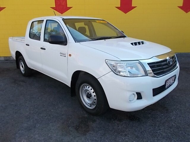 Discounted Used Toyota Hilux SR Double Cab, Winnellie, 2012 Toyota Hilux SR Double Cab Utility
