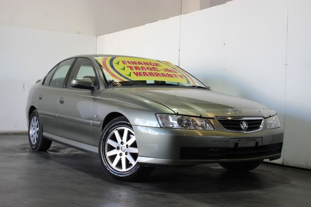 Used Holden Berlina, Underwood, 2003 Holden Berlina Sedan