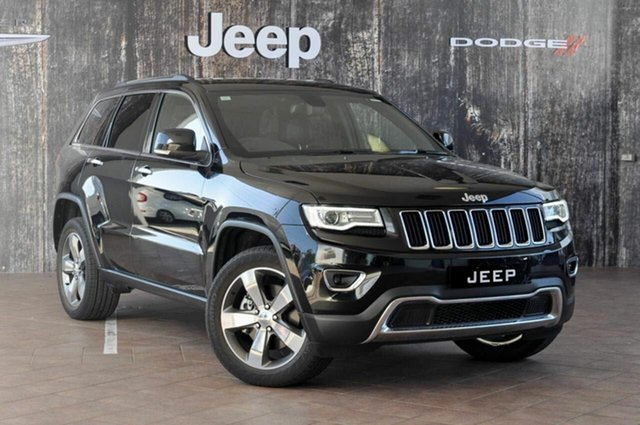 Demonstrator, Demo, Near New Jeep Grand Cherokee Limited, Southport, 2015 Jeep Grand Cherokee Limited Wagon