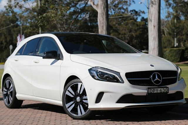 Used Mercedes-Benz A180 D-CT, Warwick Farm, 2016 Mercedes-Benz A180 D-CT Hatchback