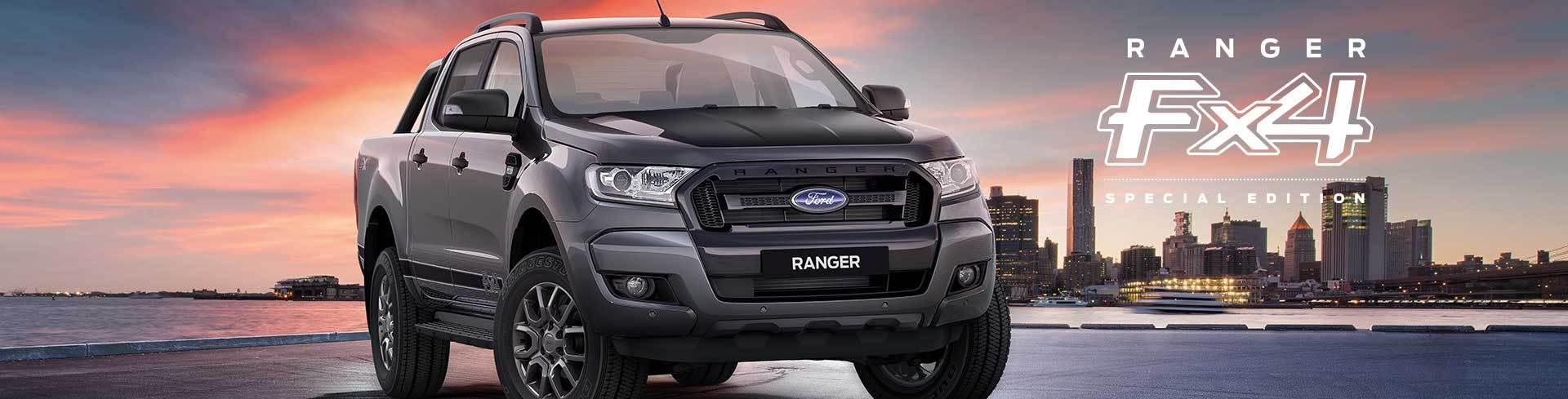Ranger Fx4 - Special Edition