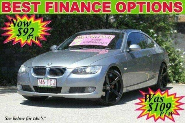 Used BMW 323I E92 MY08 Steptronic, 2008 BMW 323I E92 MY08 Steptronic Grey 6 Speed Sports Automatic Coupe