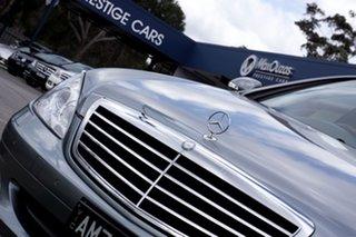 2006 Mercedes-Benz S350 Sedan.