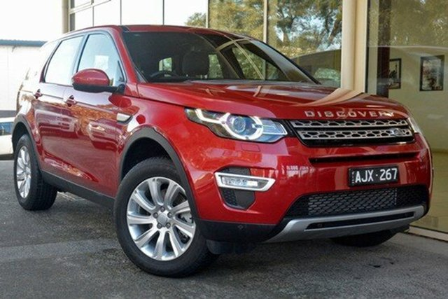 Used Land Rover Discovery Sport SD4 HSE Luxury, Doncaster, 2016 Land Rover Discovery Sport SD4 HSE Luxury Wagon