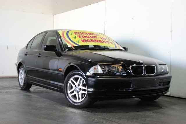 Used BMW 318I Executive, Underwood, 2001 BMW 318I Executive Sedan