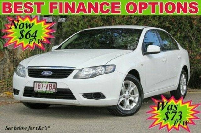 Used Ford Falcon FG XT, 2011 Ford Falcon FG XT White 6 Speed Sports Automatic Sedan