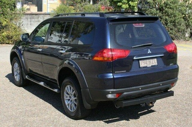 Used Mitsubishi Challenger PB (KH) MY12 XLS, 2011 Mitsubishi Challenger PB (KH) MY12 XLS Blue 5 Speed Sports Automatic Wagon