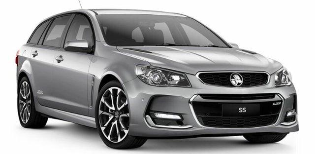 New Holden Commodore SS Sportwagon, Atherton, 2017 Holden Commodore SS Sportwagon Wagon