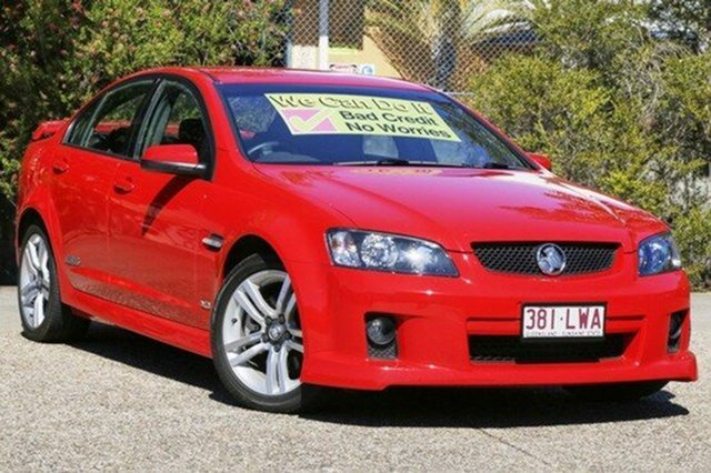 Used Holden Commodore VE MY09.5 SS, 2009 Holden Commodore VE MY09.5 SS Red 6 Speed Sports Automatic Sedan
