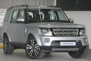 2015 Land Rover Discovery SDV6 HSE Wagon.