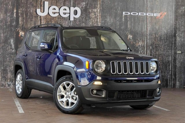 New Jeep Renegade, Southport, 2016 Jeep Renegade Wagon