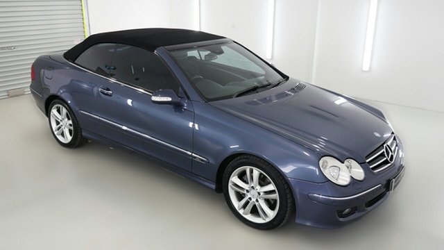 Used Mercedes-Benz CLK280 Avantgarde, Coffs Harbour, 2005 Mercedes-Benz CLK280 Avantgarde Cabriolet