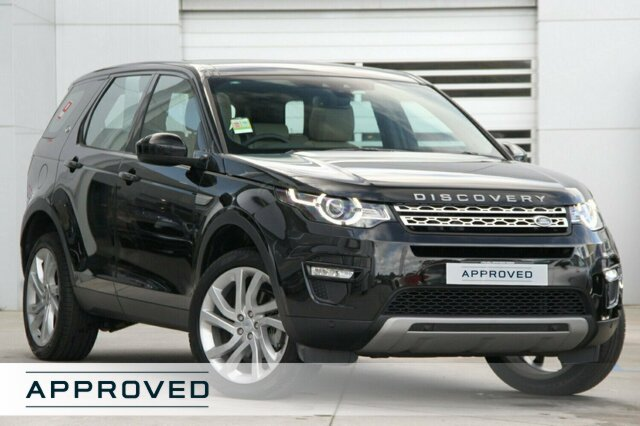 Discounted Used Land Rover Discovery Sport TD4 180 HSE, Gardenvale, 2017 Land Rover Discovery Sport TD4 180 HSE Wagon