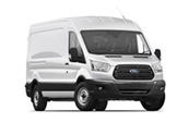New Ford Transit, Midway Ford, Midland