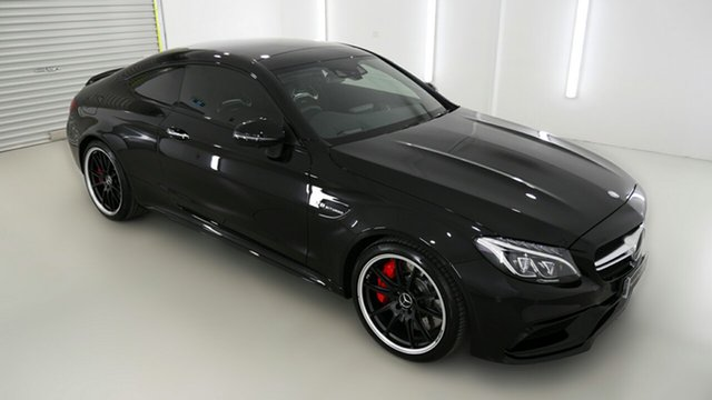 Used Mercedes-Benz C63 AMG SPEEDSHIFT MCT S, Coffs Harbour, 2017 Mercedes-Benz C63 AMG SPEEDSHIFT MCT S Coupe