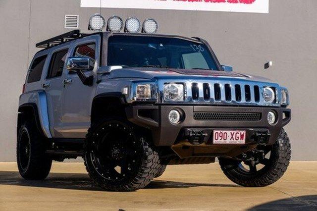 Used Hummer H3 Luxury, Moorooka, Brisbane, 2007 Hummer H3 Luxury Wagon