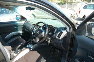 2010 Mitsubishi Outlander Activ Wagon.