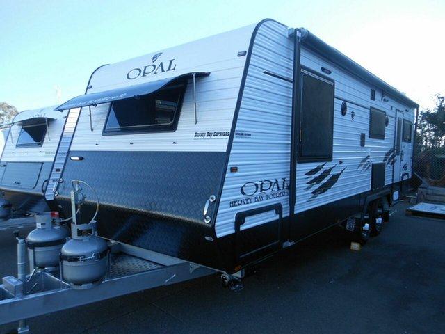Discounted New Opal Hervey Bay Tourer [OC11832], Pialba, 2017 Opal Hervey Bay Tourer [OC11832] Caravan