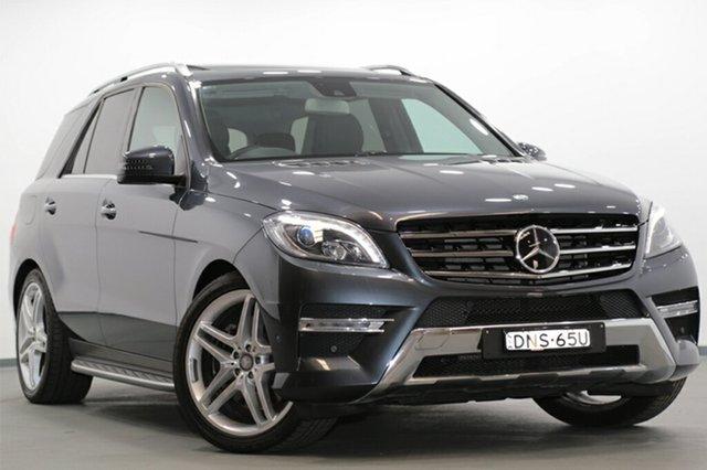 Used Mercedes-Benz ML500 7G-Tronic +, Narellan, 2013 Mercedes-Benz ML500 7G-Tronic + SUV