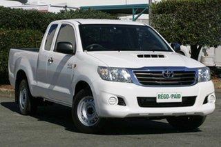 Used Toyota Hilux SR Xtra Cab, Acacia Ridge, 2012 Toyota Hilux SR Xtra Cab KUN16R MY12 Utility