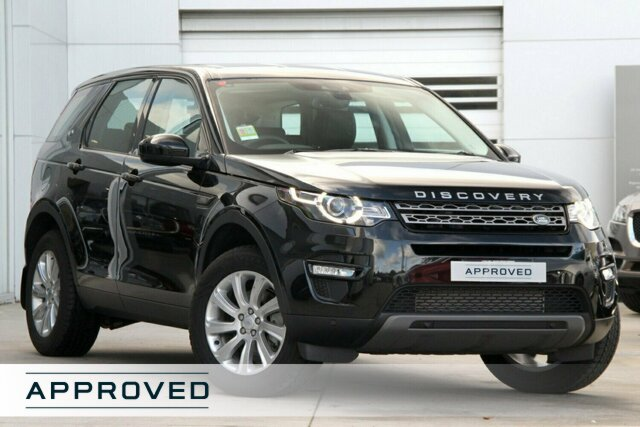 Discounted Demonstrator, Demo, Near New Land Rover Discovery Sport Si4 SE, Gardenvale, 2016 Land Rover Discovery Sport Si4 SE Wagon