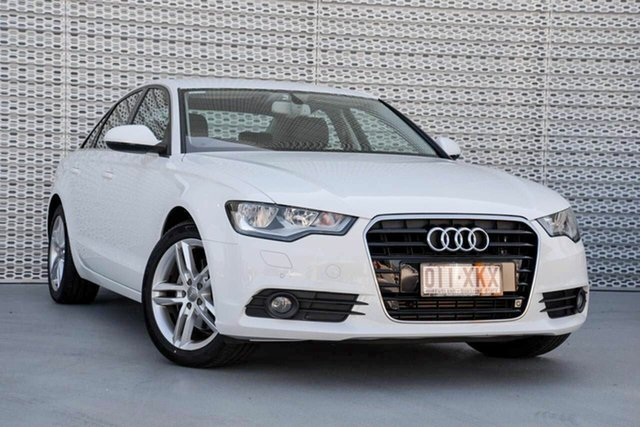 Used Audi A6 Multitronic, Southport, 2013 Audi A6 Multitronic Sedan