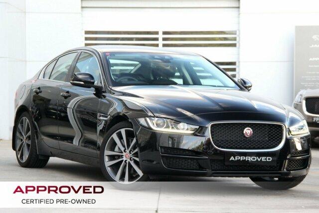 Discounted Used Jaguar XE 20T Prestige, Gardenvale, 2016 Jaguar XE 20T Prestige Sedan