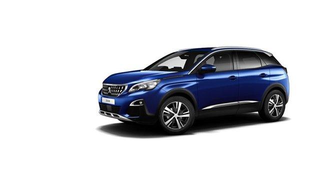Demonstrator, Demo, Near New Peugeot 3008 Allure SUV, Nambour, 2017 Peugeot 3008 Allure SUV P84 MY18 Hatchback