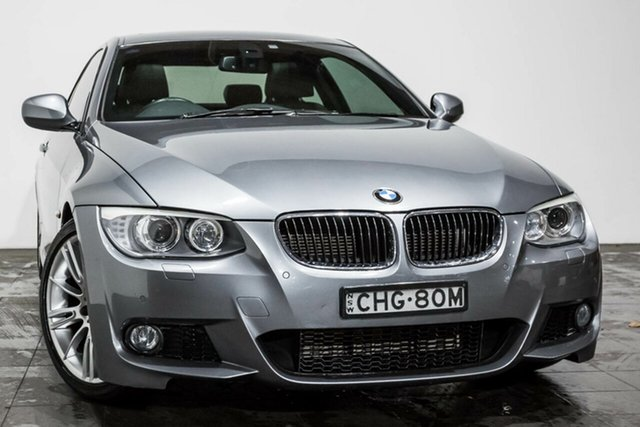 Used BMW 320D Steptronic, Rozelle, 2012 BMW 320D Steptronic Coupe