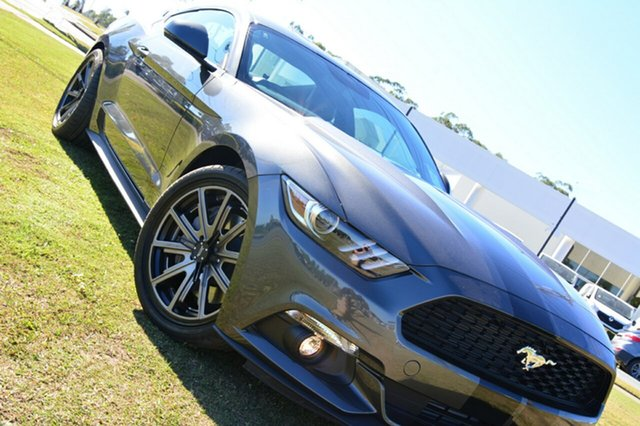 Discounted New Ford Mustang Fastback SelectShift, Southport, 2017 Ford Mustang Fastback SelectShift Fastback