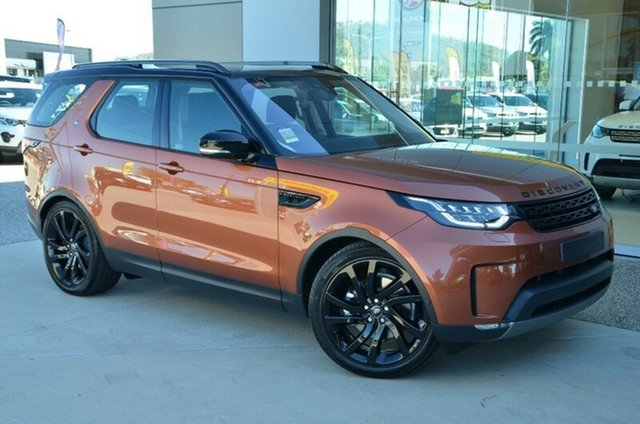 New Land Rover Discovery FE, Townsville, 2017 Land Rover Discovery FE Wagon