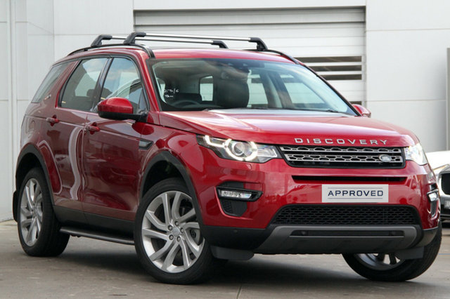 Discounted Demonstrator, Demo, Near New Land Rover Discovery Sport TD4 150 SE, Gardenvale, 2017 Land Rover Discovery Sport TD4 150 SE Wagon