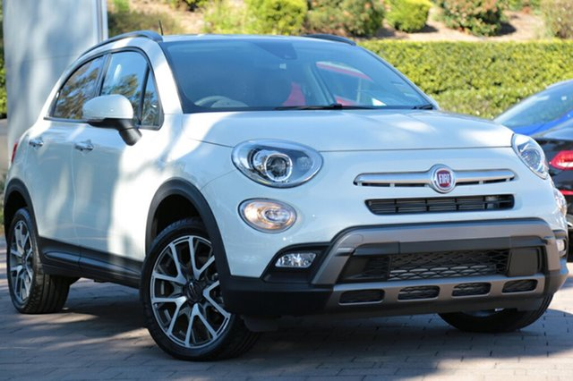 Discounted Demonstrator, Demo, Near New Fiat 500X Cross Plus AWD, Warwick Farm, 2015 Fiat 500X Cross Plus AWD Wagon
