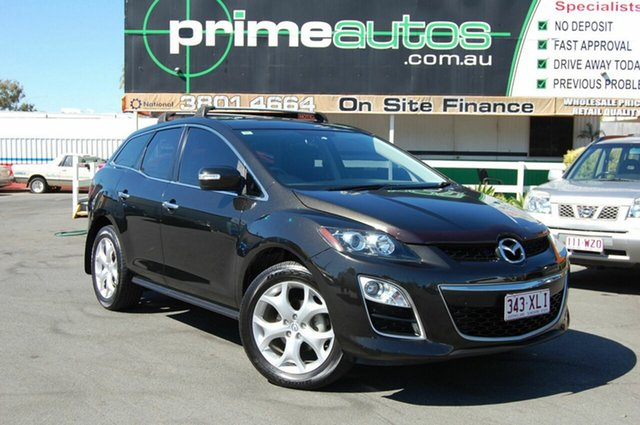 Used Mazda CX-7 Luxury Sports (4x4), Loganholme, 2011 Mazda CX-7 Luxury Sports (4x4) Wagon