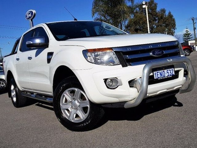 Used Ford Ranger XLT Double Cab, Morley, 2014 Ford Ranger XLT Double Cab Utility