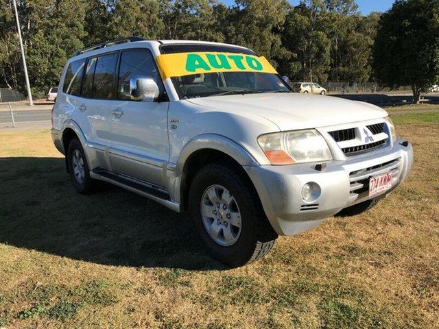 Used Mitsubishi Pajero Exceed LWB (4x4), Clontarf, 2004 Mitsubishi Pajero Exceed LWB (4x4) Wagon