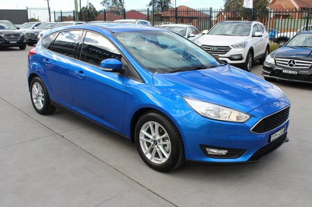 Used Ford Focus Trend, Hamilton, 2016 Ford Focus Trend Hatchback