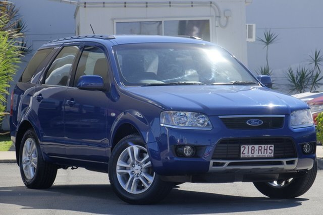 Used Ford Territory TS AWD, Bowen Hills, 2010 Ford Territory TS AWD Wagon