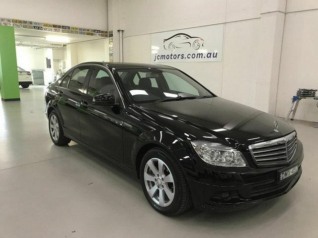 Used Mercedes-Benz C200 Kompressor Classic, Bella Vista, 2008 Mercedes-Benz C200 Kompressor Classic Sedan