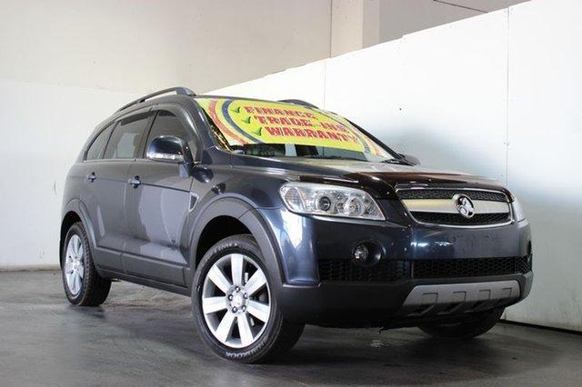 Used Holden Captiva LX (4x4), Underwood, 2007 Holden Captiva LX (4x4) Wagon
