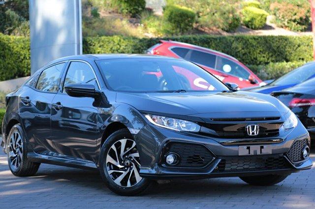 Discounted New Honda Civic VTi-S, Southport, 2017 Honda Civic VTi-S Hatchback