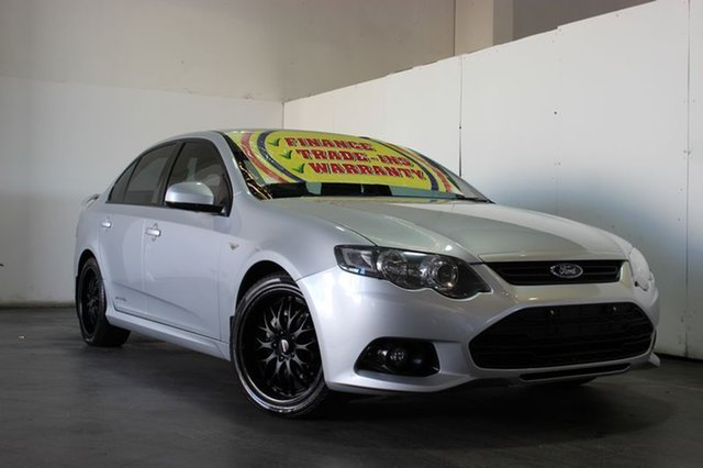 Used Ford Falcon XR6, Underwood, 2013 Ford Falcon XR6 Sedan