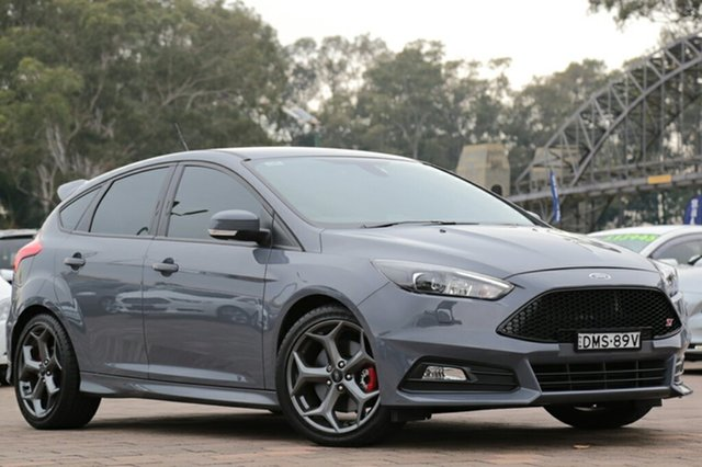 Discounted Demonstrator, Demo, Near New Ford Focus ST, Southport, 2016 Ford Focus ST Hatchback