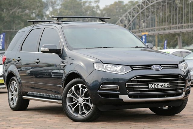 Discounted Used Ford Territory Titanium Seq Sport Shift AWD, Warwick Farm, 2011 Ford Territory Titanium Seq Sport Shift AWD SUV