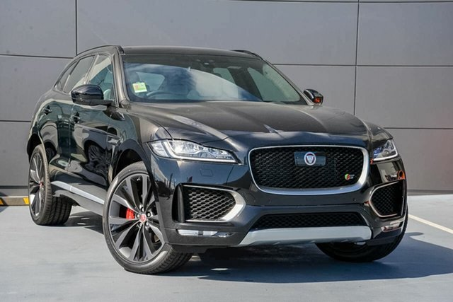 New Jaguar F-PACE 30d AWD First Edition, Southport, 2016 Jaguar F-PACE 30d AWD First Edition Wagon