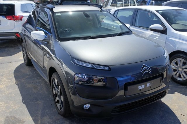 Demonstrator, Demo, Near New Citroen C4 Cactus Exclusive ETG, Bowen Hills, 2016 Citroen C4 Cactus Exclusive ETG Wagon